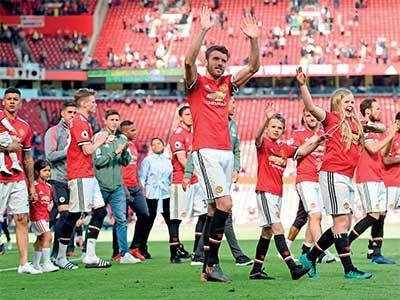 Man United made £400k more than City