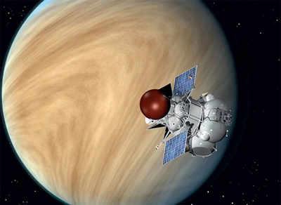 India aims for Venus