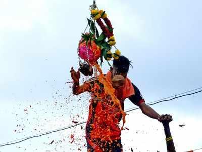 Dahi Handi 2020: BJP MLA Ram Kadam decides to cancel this year's celebrations at Ghatkopar