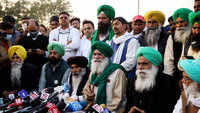 Farmers reject Centre's 'conditional' talks offer, threaten to intensify protest