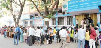 Demonetisation drive in Bengaluru | The chips are down
