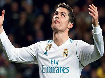 Real Madrid pin hope on Cristiano Ronaldo's Champions League form