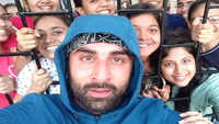 Ranbir Kapoor's selfie with his fans will surely win you over