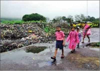 BMC protests as garbage chucked by Igatpuri Municipal Council taints Mumbai's water supply