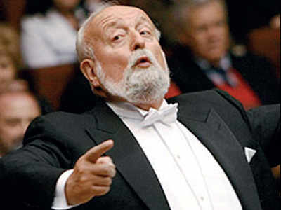 Penderecki: Classical avant-gardist H'wood loved