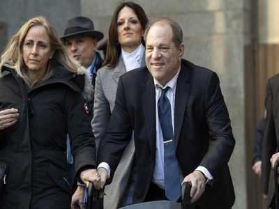 Harvey Weinstein faces sentencing, prison in landmark #MeToo case