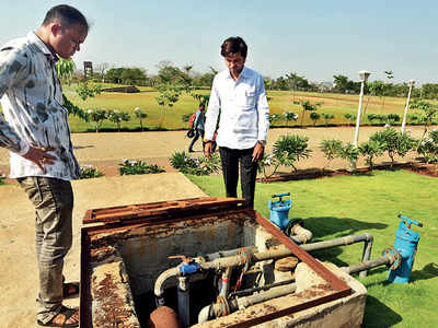 Peshwa-era duct to keep Taljai green; 270-year-old water source rejuvenated by PMC to supply water to hill