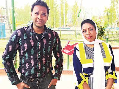Stranded in J&K, Malad man, mother find their '2nd family'