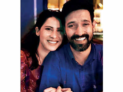 Vikrant Massey: After two years, I'm home for longer than a week
