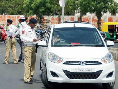Gujarat first to put brakes on hefty fine