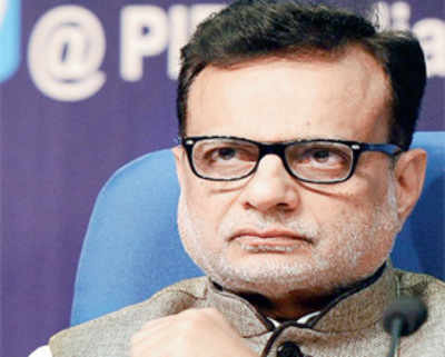 The importance of being Hasmukh Adhia