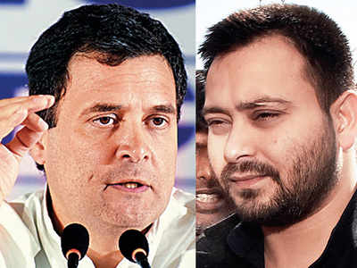 Cong-RJD declare seat deal in Bihar, snub Left