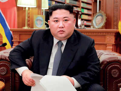 Kim bares teeth, warns US to lift sanctions, or else...