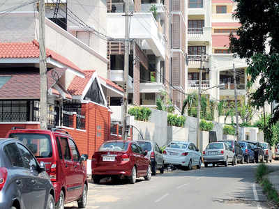 Bengaluru, you could be DULT a parking blow