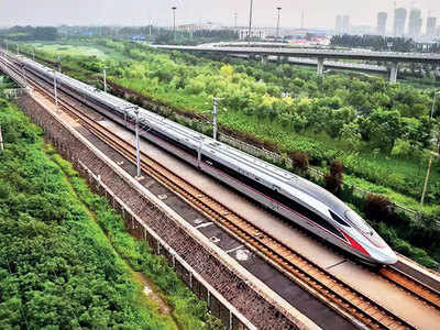 'State eyeing land in BKC could derail Bullet train project'