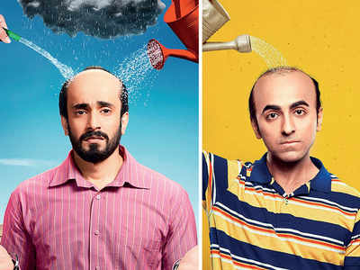 Sunny Singh's Ujda Chaman and Ayushmann Khurrana's Bala makers locked in a legal tussle over copyright violation