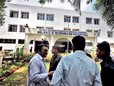PMC takes over Inlaks and Budhrani Hospital
