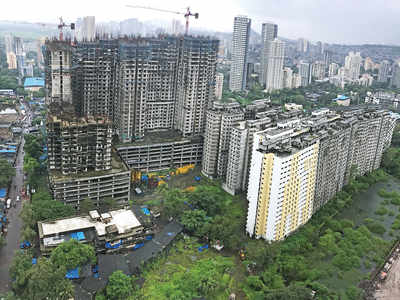HDIL insolvency: Big relief for homebuyers stuck in ongoing projects