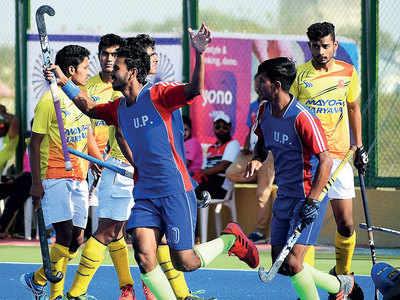 Odisha, Uttar Pradesh enter final