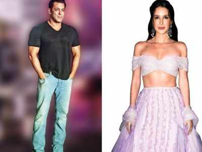 Salman Khan suggests some changes for Sooraj Pancholi, Isabelle Kaif's dance film