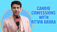 Candid Confessions Ft. Ritvik Arora |Yeh Rishtey Hain Pyaar Ke| |Exclusive|
