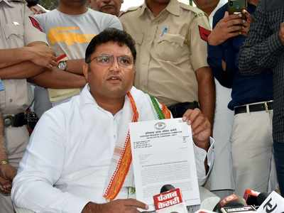 Not joining BJP or any other party, says Former Haryana PCC President Ashok Tanwar