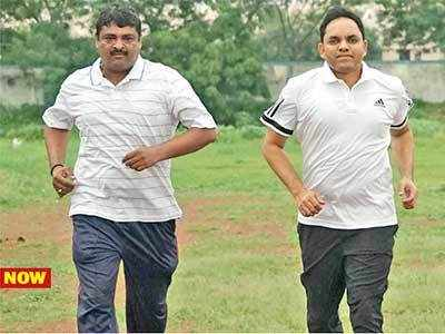 Obese cop loses 28 kg in 8 months