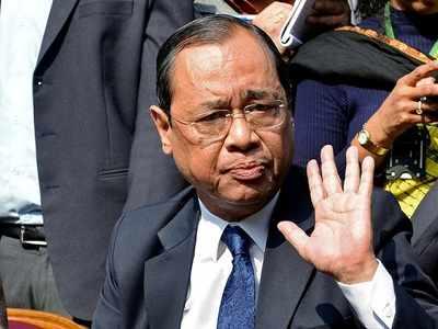 CJI Ranjan Gogoi's deadline on Ram Temple hearing cheers everyone