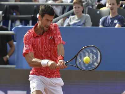 Novak Djokovic on Adria Tour: We were wrong, it was too soon