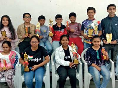 Jalpan, Naitik top district chess
