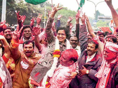 BJP Loses Nagpur In Maharashtra District Polls, Gains For Sena Alliance