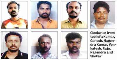 Kengeri killers nabbed after 5 murders over 16 years
