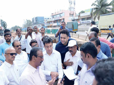 BBMP sets the ball rolling in Whitefield