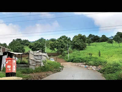 Illegal construction, massive hill cutting emerge in Kothrud