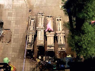 Mumbai Speaks: Siesta in the city