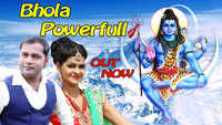 Latest Haryanvi Song 'Bhola Powerfull' Sung By Sonu Sharma Jalalpuriya and Karishma Sharma
