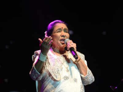 When Asha Bhosle mesmerised her fans in Nigeria