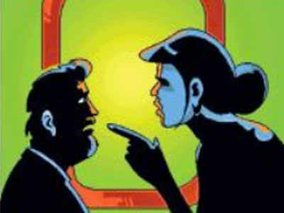 Diabetic man from Vasna in Ahmedabad objects to potato curry, wife beats him with washing bat
