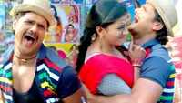 Watch: Bhojpuri song 'Nafarat Ke Bans' from 'Dilwala' Ft. Khesari Lal Yadav and Akshara Singh