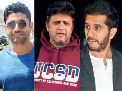 Rahul Dholakia, Farhan Akhtar, Ritesh Sidhwani to make action-thriller about Mumbai firefighter