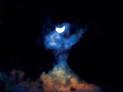 An eclipse to remember