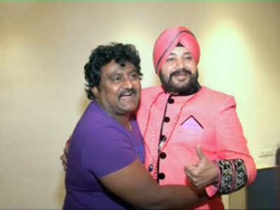 Daler Mehndi in Sandalwood