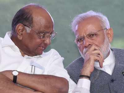 'Praying for his long life': PM Modi, party leaders greet NCP chief Sharad Pawar on his 79th birthday