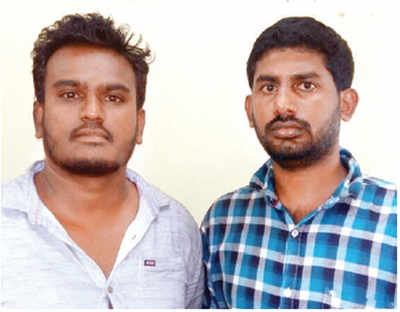 Sacked cop, accomplice arrested for extortion