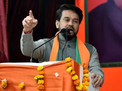 Delhi Assembly Polls: Campaign ban on Union Minister Anurag Thakur, BJP MP Parvesh Verma