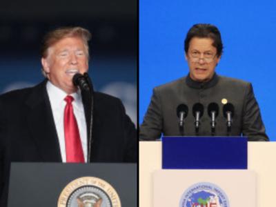US-Pak ties decline as Trump, Imran trade barbs