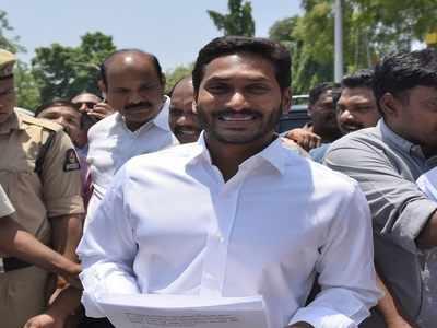 YSR Congress Party's Jaganmohan Reddy sweeps Andhra Pradesh, TDP faces embarrassing rout