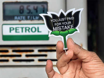 No tax cut, bring petrol products under GST, says Maharashtra finance minister Sudhir Mungantiwar