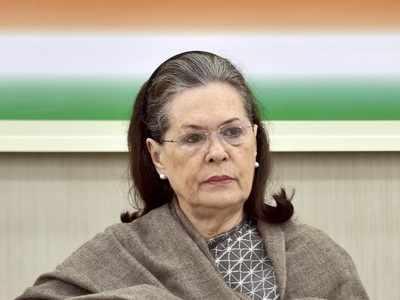 Sonia Gandhi demands Amit Shah's resignation for Delhi violence; slams Kejriwal govt