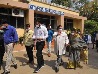 Navi Mumbai man with coronavirus-like symptoms admitted to Nashik hospital
